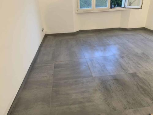 Pavimento 75x75 grigio